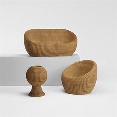 Kenmochi Isamu wow, sculpture or furniture?