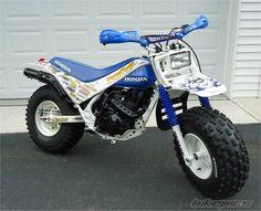 1986 Honda TR200 FatCat