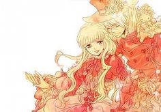 Tags: Anime, Fanart, Pandora Hearts, Xerxes Break, Tumblr