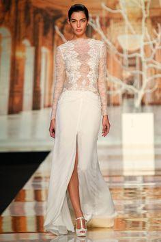 YolanCris | YolanCris bridal fashion show 2014. Part III