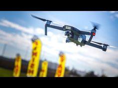 Hands-On with DJI Mavic Foldable Quadcopter Drone! - http://eleccafe.com/2016/09/28/hands-on-with-dji-mavic-foldable-quadcopter-drone/