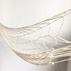 Net hangmat, web hammock