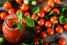 Kúzlo domácej paradajkovej omáčky