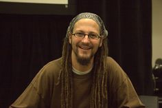 Shane Claiborne is an incredibly creative and passionate Christian - he's an urban missionary living in community at www.thesimpleway.org