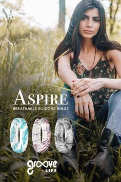 18 Best Aspire Collection Style Forward Silicon Ring Designs For