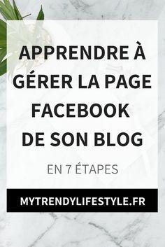 Page Facebook, Le Web, Community Manager, Communication, Management, Business, Google Map, Blogging, Digital Marketing