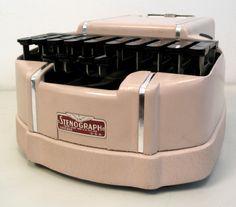 Stenograh Machine