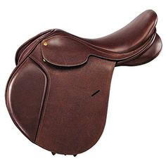Collegiate Convertible Diploma - For jumping or flat work. Easy-Change Gullet System adjusts to fit horse's withers. Handcrafted in Easy-Ride Pre-Treated leather, so soft and pliable it is preferred by most riders and feels instantly broken in.