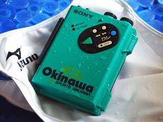 Sony WM-F5 'Okinawa' (1985)