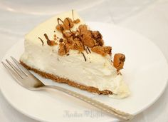 Pepernoten-cheesecake Yummy Treats, Sweet Treats, Yummy Food, Pie Cake, No Bake Cake, Dutch Recipes, Sweet Recipes, Holiday Cakes, Dessert Drinks