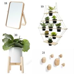 My Edit: 25 New Homewares You Can Actually Afford, via WeeBirdy.com.