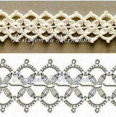 Crochet pattern ✿Teresa Restegui http://www.pinterest.com/teretegui/✿