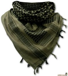 Shemagh Tactical Scarf #4. I like this one better than the others.