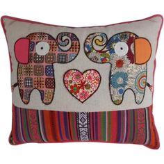 Elephant Cushion 25x30cm-HD-ST41 $16.00 on Ozsale.com.au