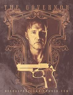 The Governor portrait
