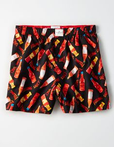 Trunks Underwear, Men Street, How To Make Shorts, Mens Outfitters, Boxers, Salvador, Poplin, Street Styles, American Eagle Outfitters