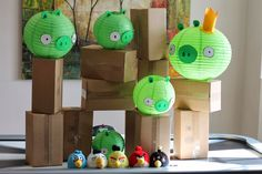 Angry Birds certainly is a phenomenon. As we are not able to get any party supplies, we were trying to find out what is happening on the w...