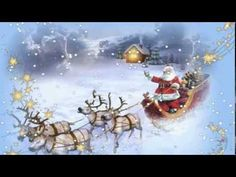 Christmas Art, Christmas And New Year, Emoji, Landscape, Youtube, Gifs, Painting, Magic, Christmas