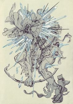 """Interview: Artist James Jean and Linkin Park's Mike Shinoda and Joe Hahn Talk Designing Art for """"The Hunting Party"""""""