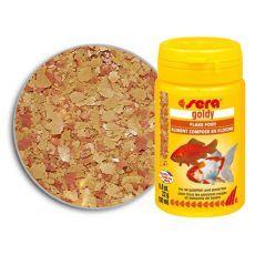 sera goldy táplálék 100 ml