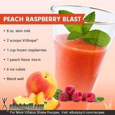 body by vi recipes | Body by Vi Shake Recipe | Tropical Teaser Vi-Shake