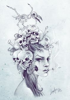 Ife by Lorena Assisi, via Behance