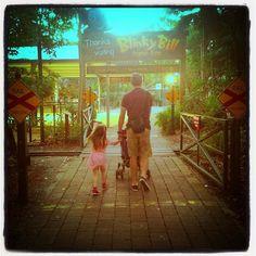 Home we go..... #currumbinwildlifesanctuary #fundayfriday #busyday #love  by zoe_boe_mitchell http://ift.tt/1X9mXhV