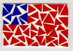 Flag triangles