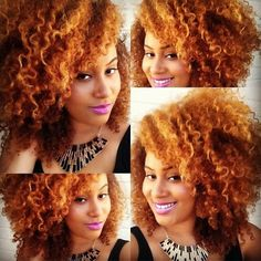Kinky-Curly Natural Hair Care located in Beverly Hills, California. High performance natural hair care products for kinky, curly and wavy hair. Kinky Curly Hair, Curly Girl, Curly Hair Styles, Be Natural, Natural Hair Care, Natural Hair Styles, Natural Beauty, Love Hair, Big Hair