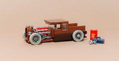 Hot Rod Model A Pick Up | by Sanel Lukovic