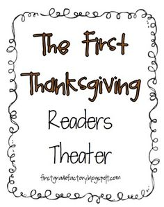 Have your students practice their fluency while learning about the history of Thanksgiving. This text will help students place emphasis on the soph...
