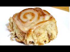 YouTube Pastry Recipes, Cake Recipes, Dessert Recipes, Pan Bread, Bread Baking, Sweet Bakery, Pan Dulce, Cheesecake Bites, Cinnamon Rolls