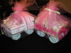 Diaper Cake Pattern | Easy Diaper Cake Pattern - the Gift that Keeps on Giving!