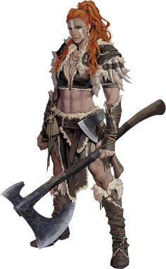 Character Design Challenge, Female Character Design, Character Design Inspiration, Character Concept, Character Art, Fantasy Female Warrior, Female Armor, Anime Warrior, Fantasy Rpg