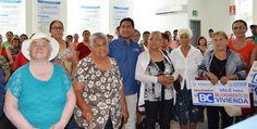 Paquetes de impermeabilización y lentes graduados a la comunidad de Tecate