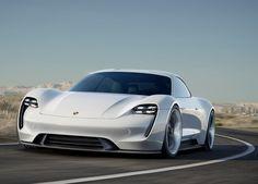 Voiture électrique : l'ambition débordante de Porsche se précise