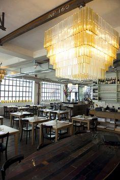 TIMES: Restaurant and Store: Restaurant Zurich