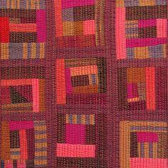 Mini Scrap Quilt - Detail | Flickr - Photo Sharing!