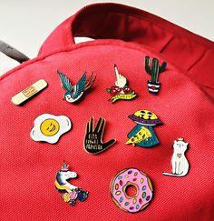 PIN COLLECTION - Tattooux <3 <3 <3