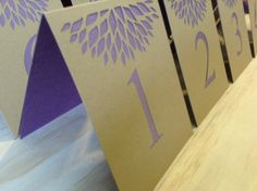 Wedding+Table+Number+Tent+Design++Colors+to+by+TheFindSac+on+Etsy,+$35.00