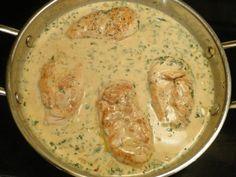Κοτόπουλο με λαχανικά και μαστίχα - gourmed.gr