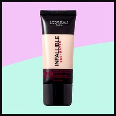 Despite what you may have heard, you don't have to spend a lot of money to get a good foundation. We've rounded up the best affordable drugstore foundations around, so get ready to stock up on the makeup essential like the L'Oréal Paris Infallible Pro-Matte Foundation.