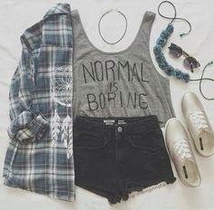 Cute teen outfit Summer