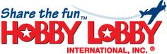 Hobby Lobby - First In Electric Flight