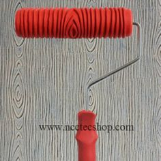 7'' inch wood grain paint roller | 180mm Woodgrain painting rollers-in Paint Tool Sets from Home Improvement on Aliexpress.com