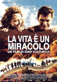 Poster La vita è un miracolo