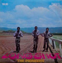 "The Pioneers ""Long Shot"" (LP, Trojan Records, 1970)"