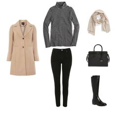 The French Minimalist Capsule Wardrobe: Winter 2018 Collection - Classy Yet Trendy