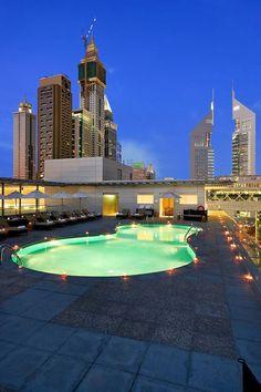 Ritz Carleton in Dubai
