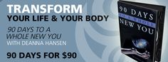 """Online Program Are you ready to transform your life and your body? Want a gentle daily reminder to take care of you? With """"90 Days to a Whole New You"""" you will receive a video message from Fluid Isometrics founder, Deanna Hanse directly in your email inbox every day for 90 days. Add to Cart … Online Programs, Transform Your Life, New You, Daily Reminder, Take Care Of Yourself, Cart, Messages, Gift Ideas, News"""